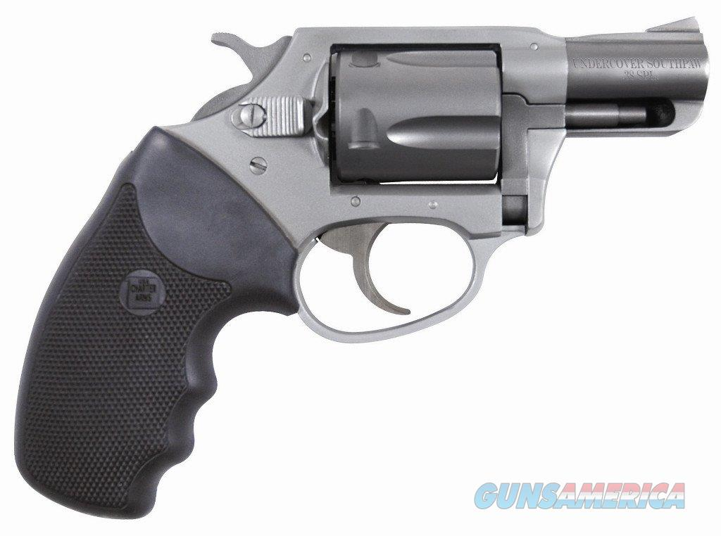 """Charter Arms Undercover Lite Southpaw .38 Special 2"""" 5-Shot 93820   Guns > Pistols > Charter Arms Revolvers"""