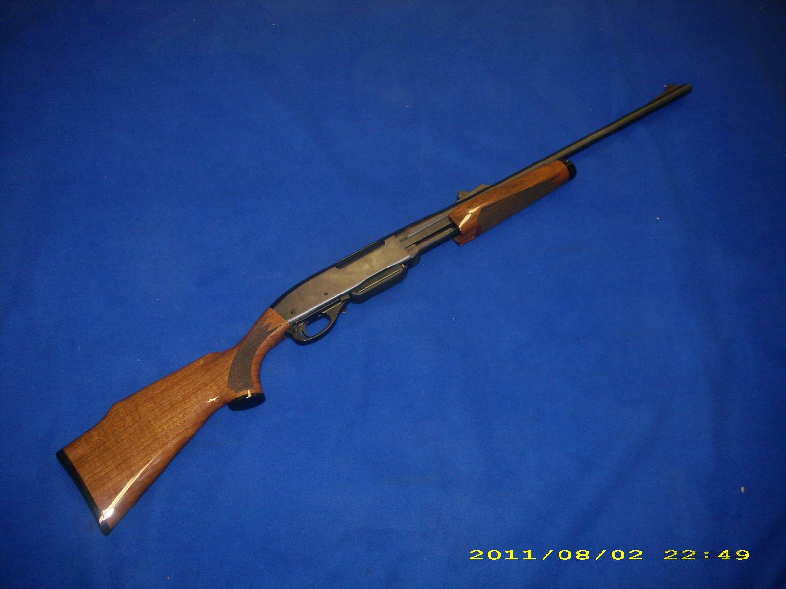 Remington Model 7600 270 Cal. Pump  Guns > Rifles > Remington Rifles - Modern > Model 700 > Sporting