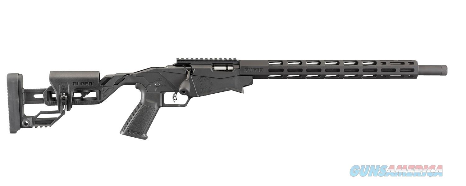 """Ruger Precision Rimfire Rifle .22 WMR 18"""" Threaded 9 Rds 8405  Guns > Rifles > Ruger Rifles > Precision Rifle Series"""