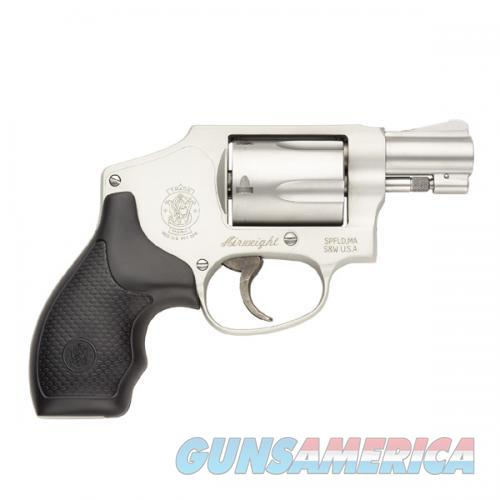 """Smith & Wesson Model 642 Airweight 38 Special +P 1.87"""" Black 163810  Guns > Pistols > Smith & Wesson Revolvers > Pocket Pistols"""