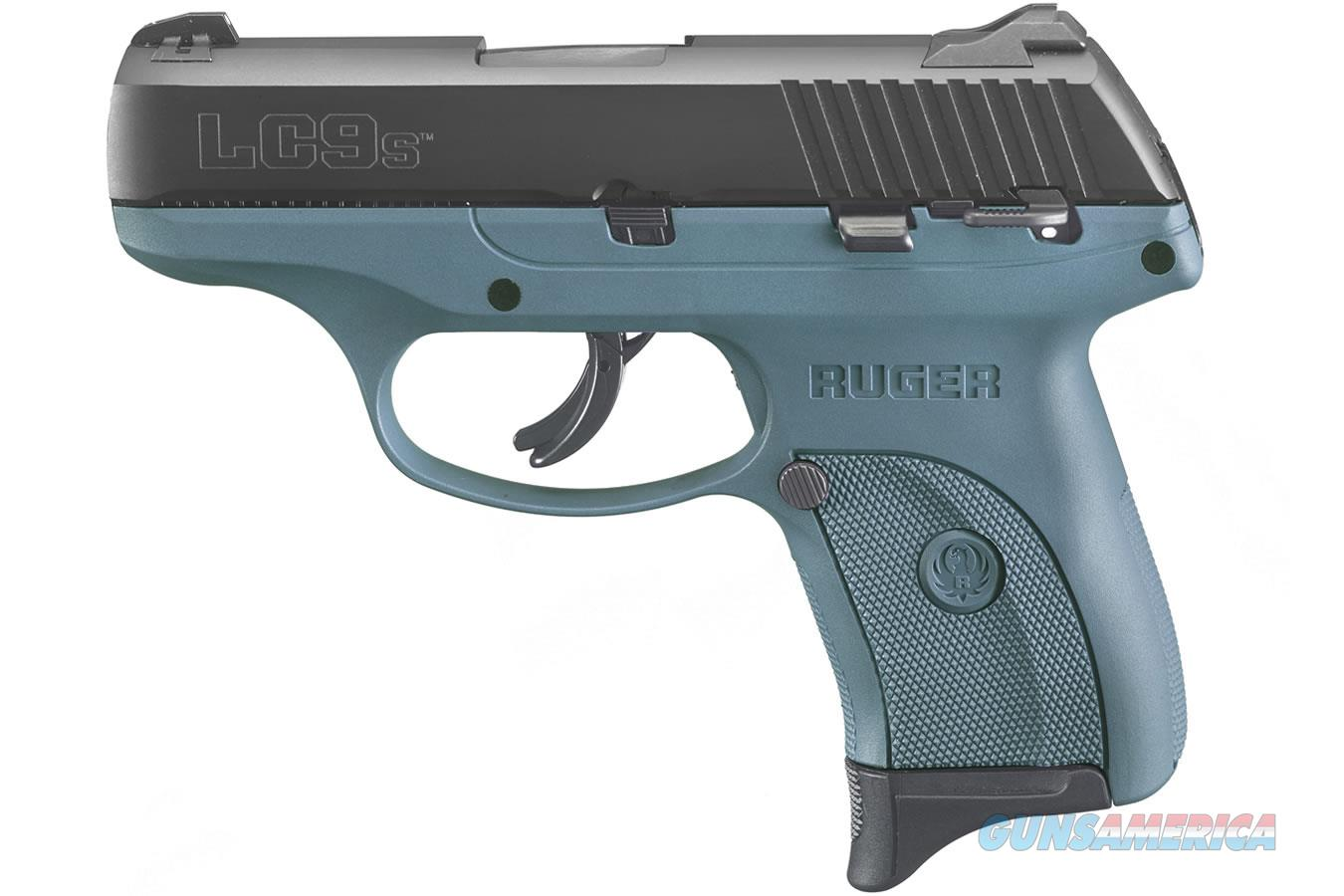 Ruger LC9S Blue Titanium 9mm Striker-Fired 3265   Guns > Pistols > Ruger Semi-Auto Pistols > LC9