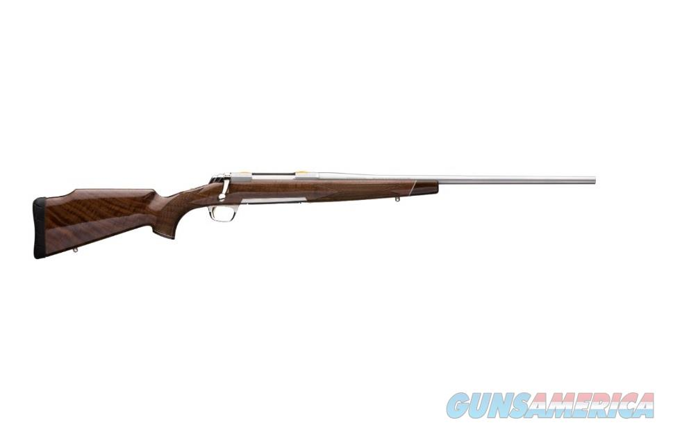 Browning X-Bolt White Gold Stainless 7mm-08 Rem 035235216  Guns > Rifles > Browning Rifles > Bolt Action > Hunting > Stainless