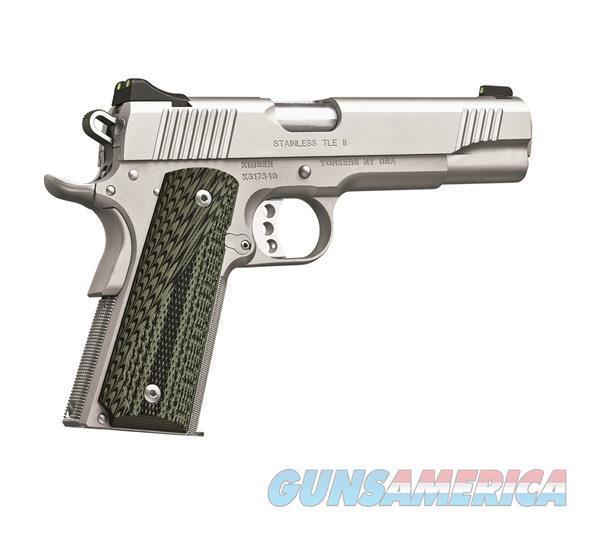 "Kimber Stainless TLE II .45 ACP 5"" 7 Rounds 3200342  Guns > Pistols > Kimber of America Pistols"