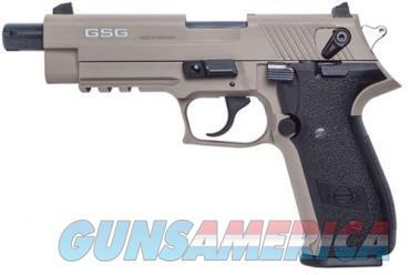 "ATI GSG Firefly HGA .22 LR 4.9"" Threaded Tan GERG2210TFFT  Guns > Pistols > American Tactical Imports Pistols"