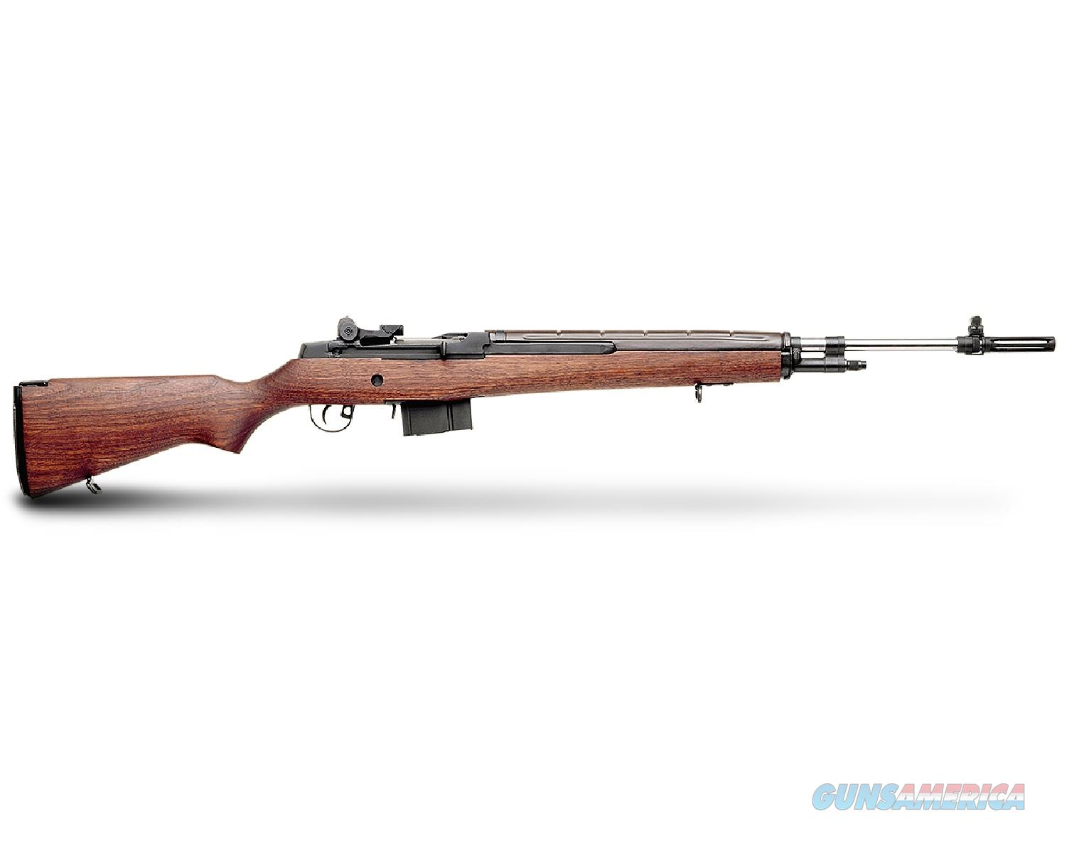 Springfield Armory M1A Loaded Stainless .308 Win. MA9822  Guns > Rifles > Springfield Armory Rifles > M1A/M14