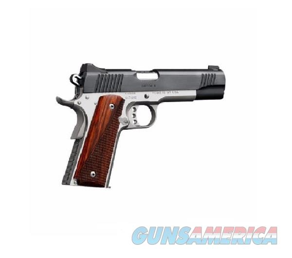 Kimber Micro 9 Stainless Dn Tfx Pro Sight Hogue: Kimber Custom II Two-Tone 1911 .45 ACP 3200301 ... For Sale