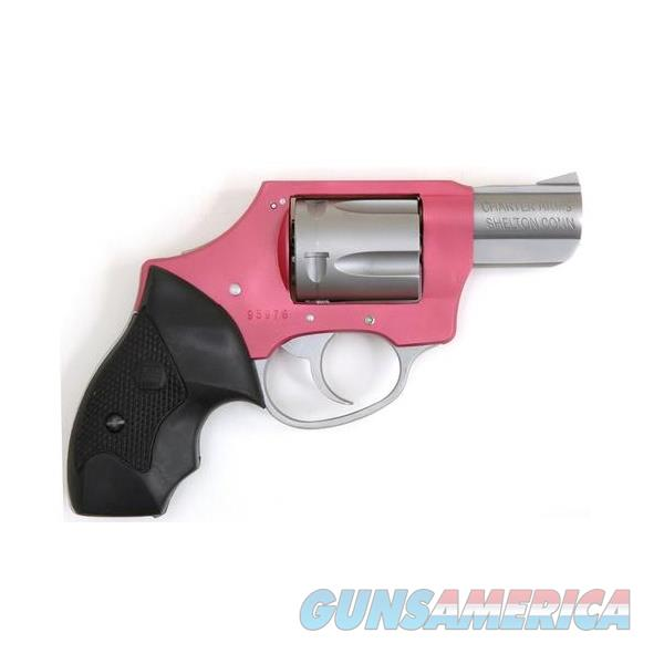Charter Arms Pink Lady DAO .38 Special +P 53831  Guns > Pistols > Charter Arms Revolvers