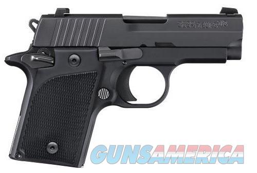 "Sig Sauer P938 Nitron 9mm Black 3"" 938-9-BSS-AMBI   Guns > Pistols > Sig - Sauer/Sigarms Pistols > P938"