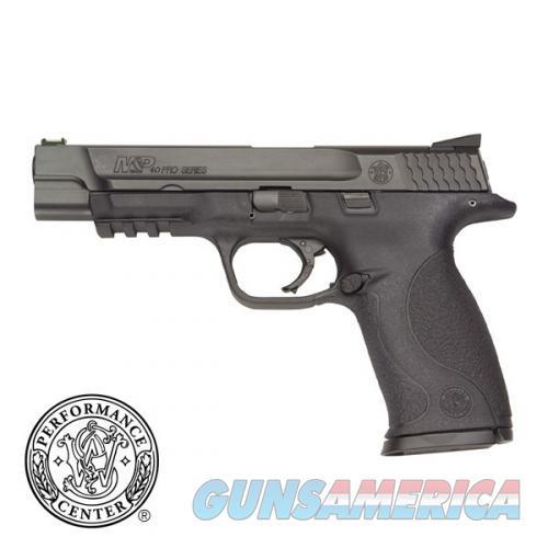 "Smith & Wesson PC M&P40 Pro Series .40 S&W 5"" Novak Sights 178032  Guns > Pistols > Smith & Wesson Pistols - Autos > Polymer Frame"