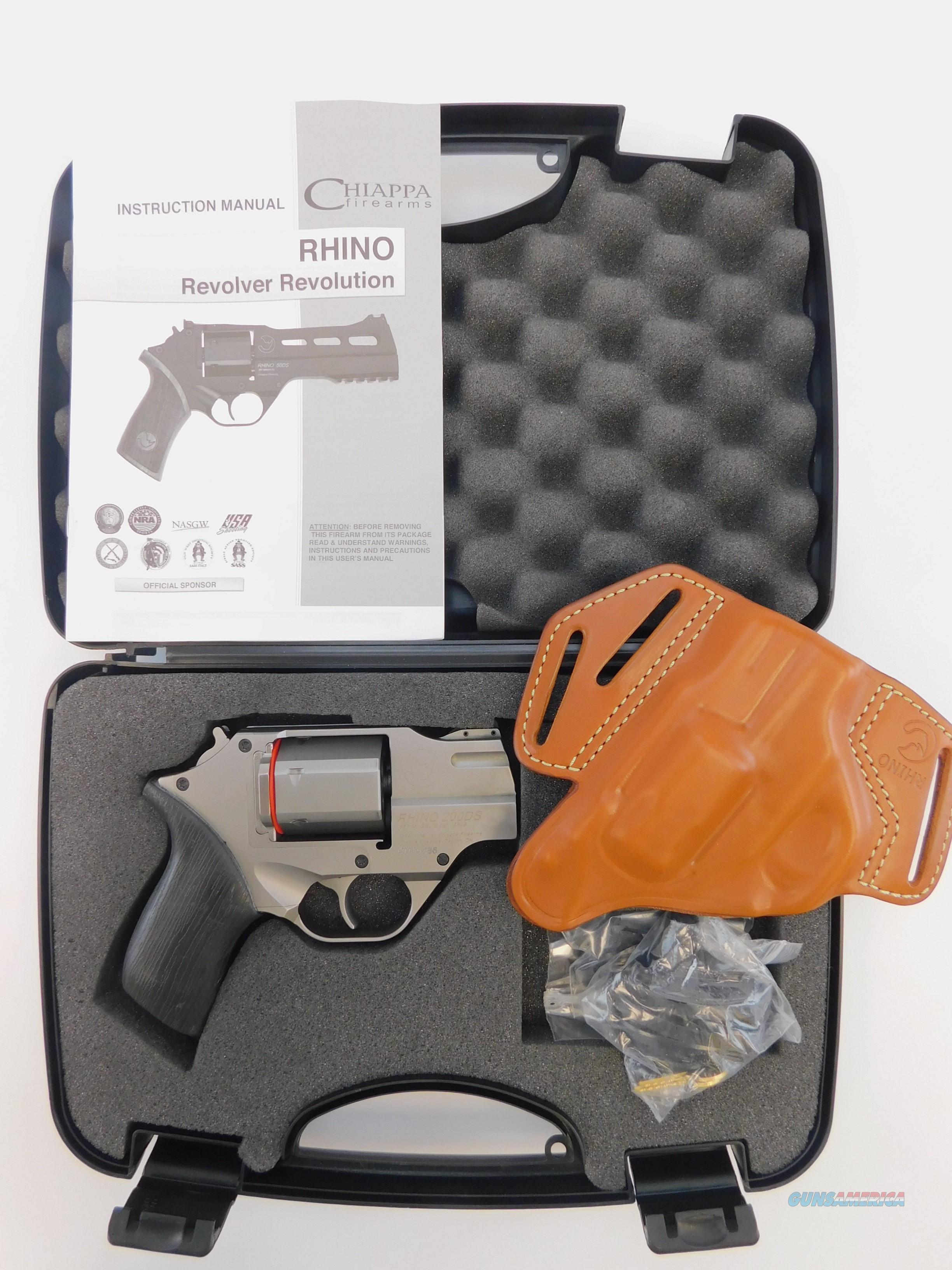 Chiappa rhino for sale