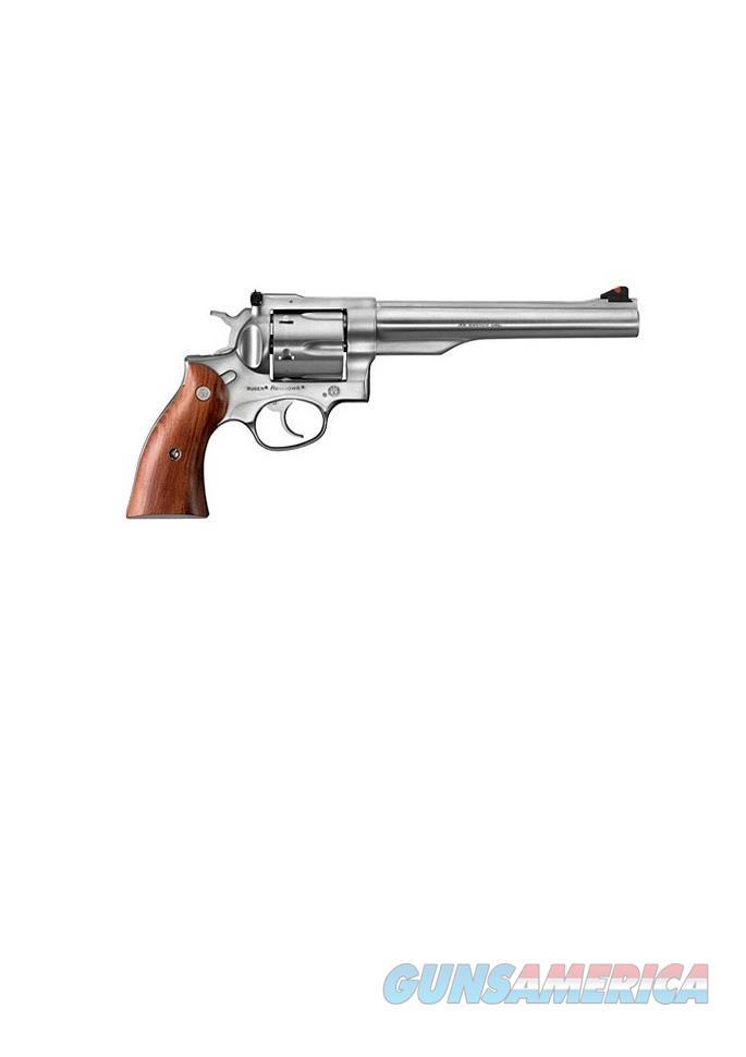 "Ruger Redhawk .44 Rem Mag 7.5"" SS 6 Rds 5001  Guns > Pistols > Ruger Double Action Revolver > Redhawk Type"