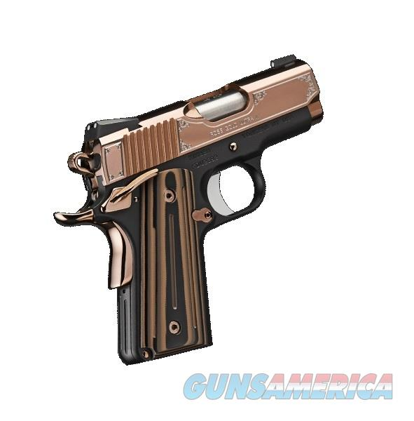 "Kimber Rose Gold Ultra II .45 ACP 3"" 7 Rounds 3200373  Guns > Pistols > Kimber of America Pistols"