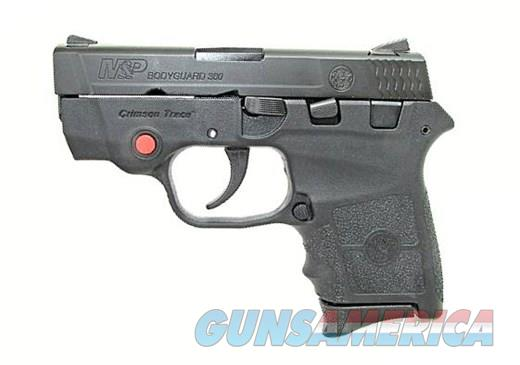 Smith & Wesson M&P BODYGUARD 380 Crimson Trace No Manual Safety .380 ACP 10265   Guns > Pistols > Smith & Wesson Pistols - Autos > Polymer Frame