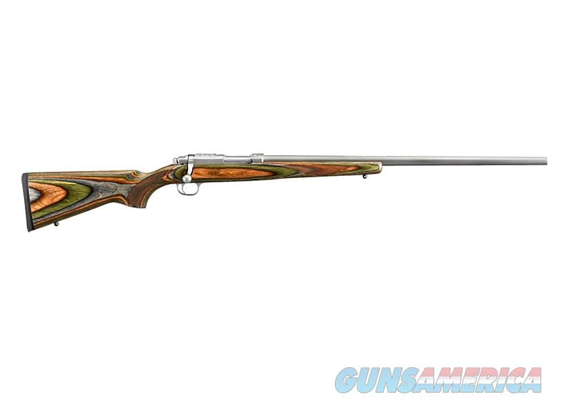 "Ruger 77/17-VHZ .17 Hornet 24"" SS Green Mountain 6 Rds 7212   Guns > Rifles > Ruger Rifles > Model 77"