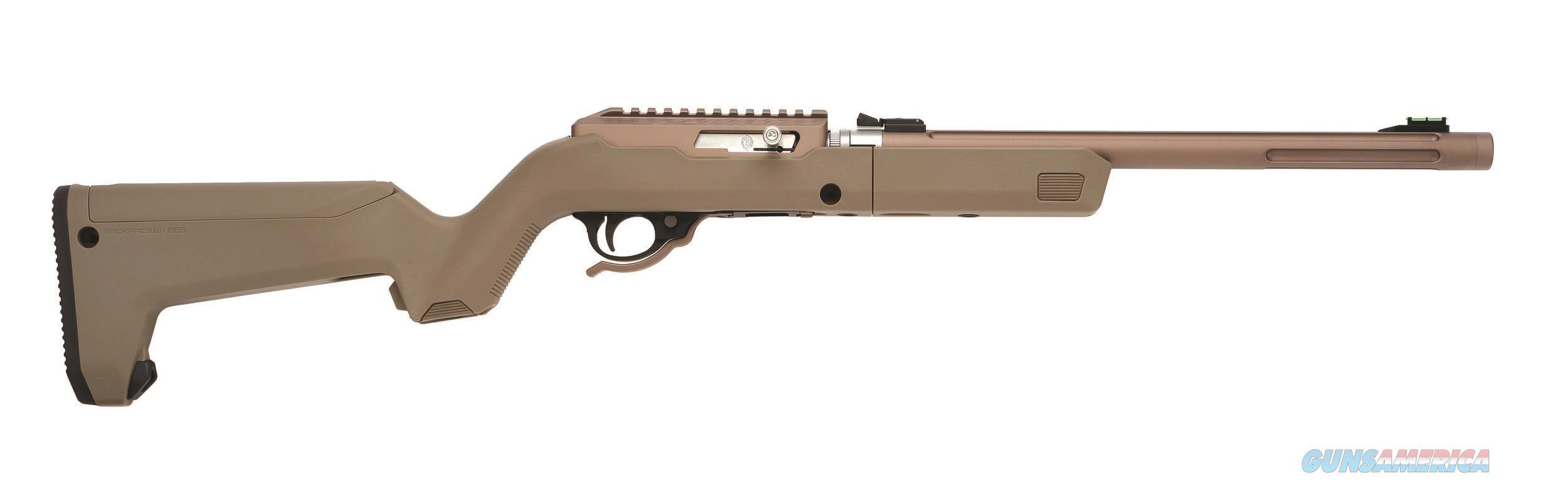 "Tactical Solutions X-Ring TD .22LR 16.5"" QS / FDE Ambi ATD-QS-B-B-FDE  Guns > Rifles > Ruger Rifles > 10-22"
