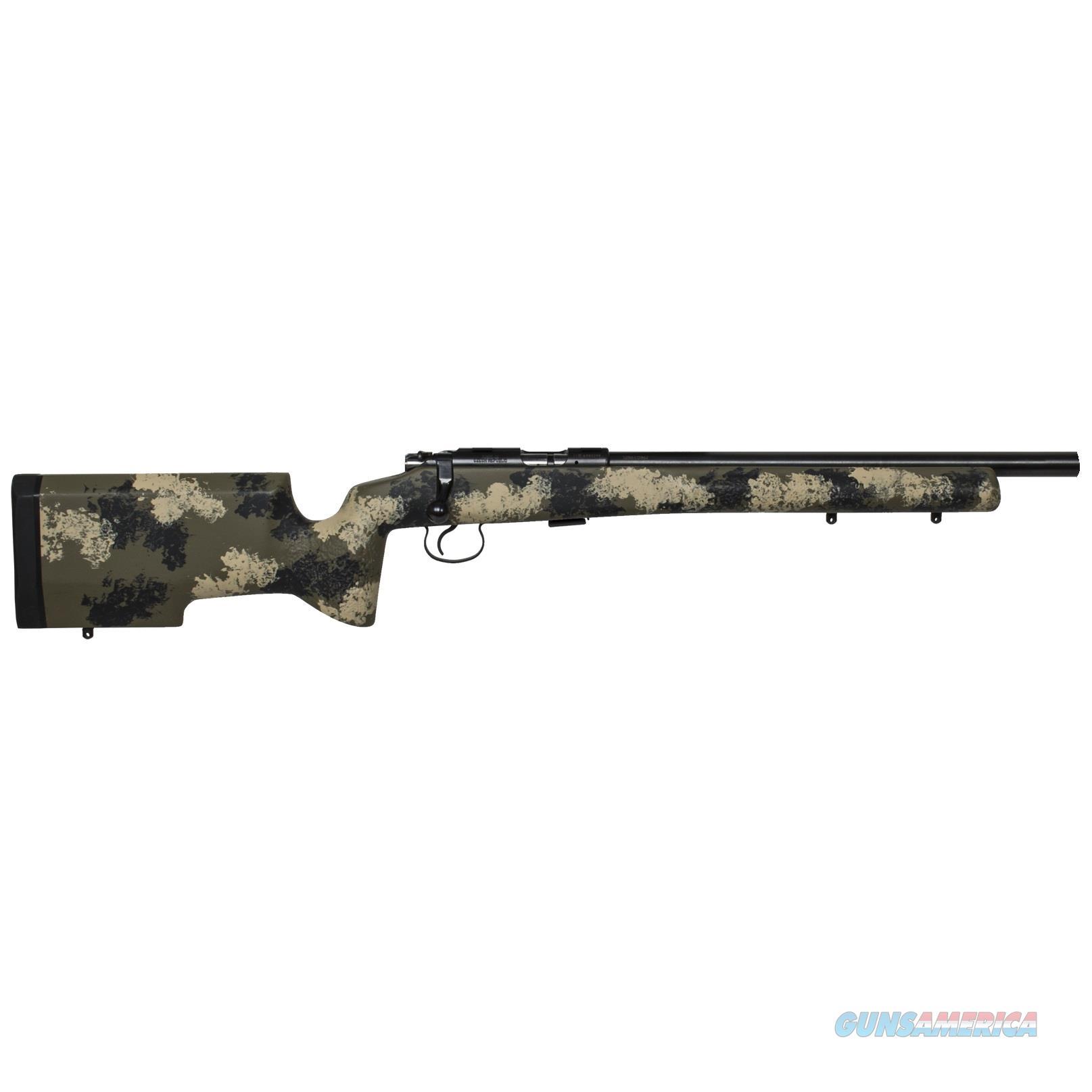 "CZ 455 Varmint Precision Trainer Camo 17"" Threaded Barrel .22 LR 02138  Guns > Rifles > CZ Rifles"