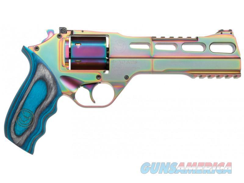 """Chiappa Rhino 60SAR Nebula .357 Mag 6"""" 6 Rds CF340.301  Guns > Pistols > Chiappa Pistols & Revolvers > Rhino Models"""