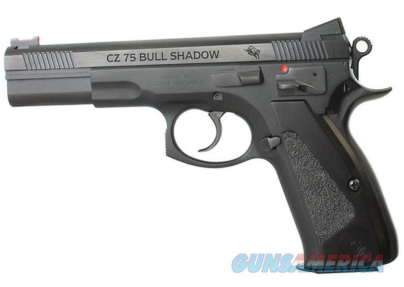 "CZ-USA CZ 75 Bull Shadow 9mm 4.925"" Bull 91768   Guns > Pistols > CZ Pistols"