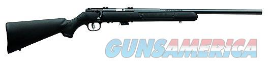 "Savage Mark II F .22LR Black 20.75"" 26700  Guns > Rifles > Savage Rifles > Other"
