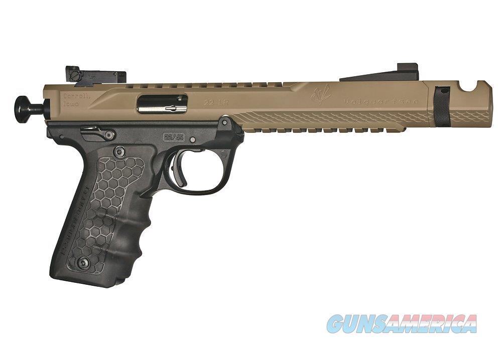 """Volquartsen Black Mamba .22 LR 6"""" FDE VF4M-0006  Guns > Pistols > V Misc Pistols"""