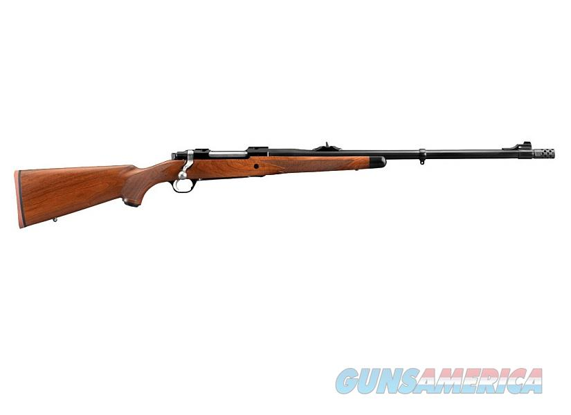 "Ruger M77 Hawkeye African .375 Ruger 23"" 37186   Guns > Rifles > Ruger Rifles > Model 77"
