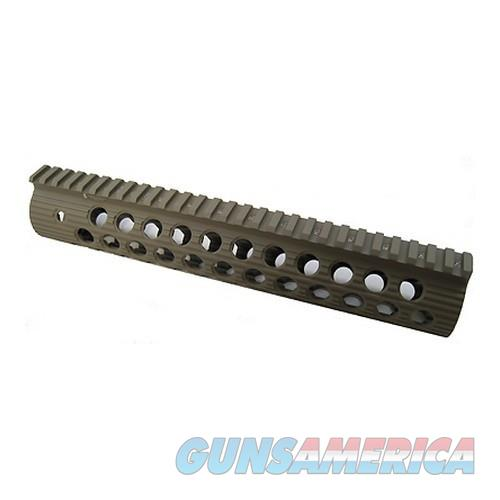 "Troy Industries TRX Alpha Rail 11"" FDE STRX-AL1-11FT01   Non-Guns > Gun Parts > M16-AR15 > Upper Only"