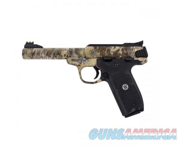 Smith & Wesson SW22 Victory Kryptek Highlander .22LR 10297  Guns > Pistols > Smith & Wesson Pistols - Autos > .22 Autos