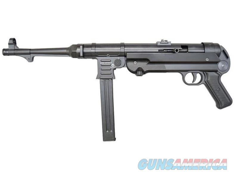 "ATI GSG MP40P Pistol HGA 9mm 10.8"" GERGMP409X  Guns > Pistols > American Tactical Imports Pistols"