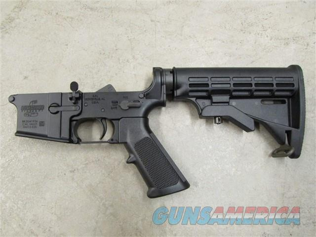 BUSHMASTER XM-15 COMPLETE AR-15 M4 MULTI-CAL LOWER SKU: BUSH-LOWER  Guns > Rifles > Bushmaster Rifles > Lower Only