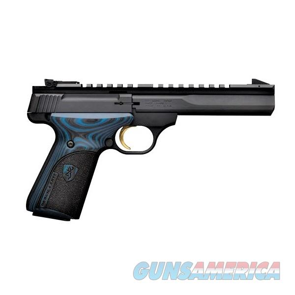 BROWNING BUCK MARK BLACK LABEL CONTOUR .22 LR 051535490  Guns > Pistols > Browning Pistols > Buckmark