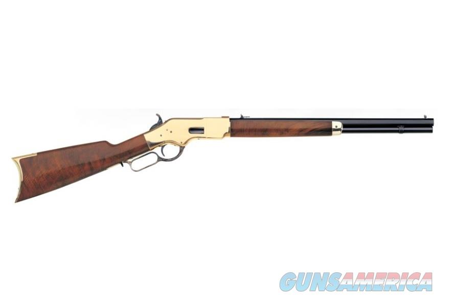 "Uberti 1866 Yellowboy Short Rifle .45 Colt 20"" 342340   Guns > Rifles > Uberti Rifles > Lever Action"