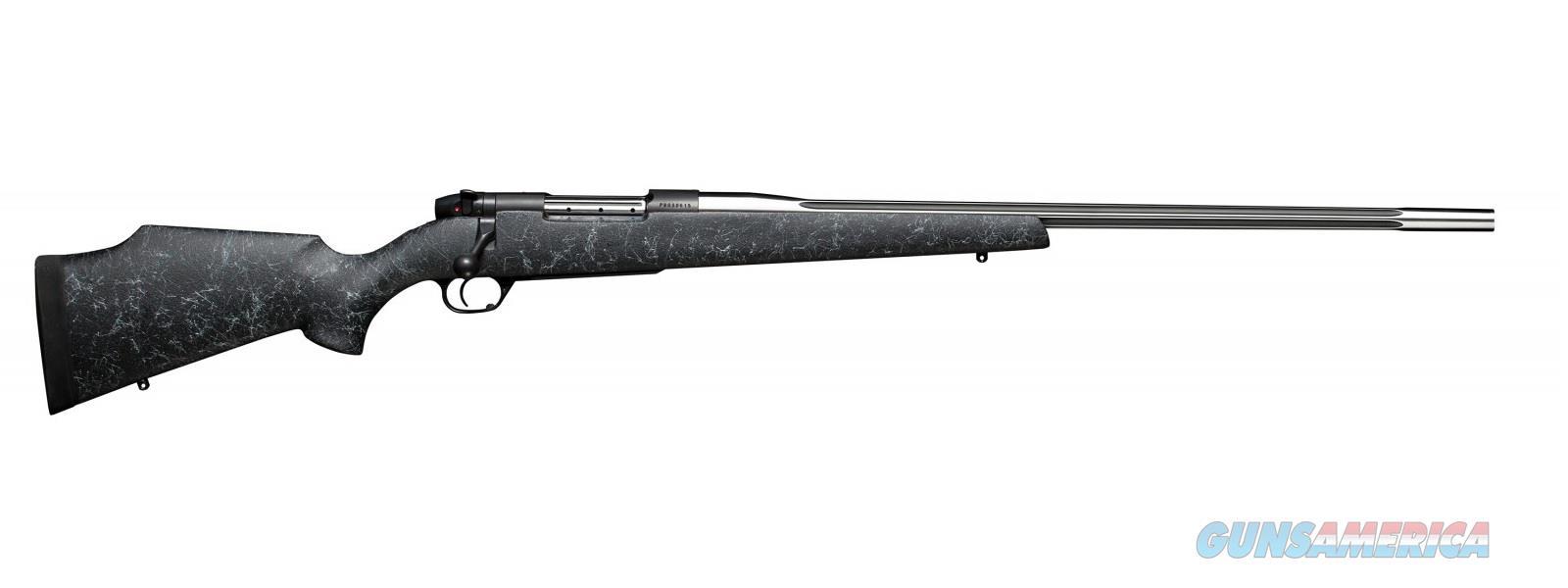 "Weatherby Mark V Accumark 6.5 Creedmoor 24"" MAMS65CMR4O   Guns > Rifles > Weatherby Rifles > Sporting"
