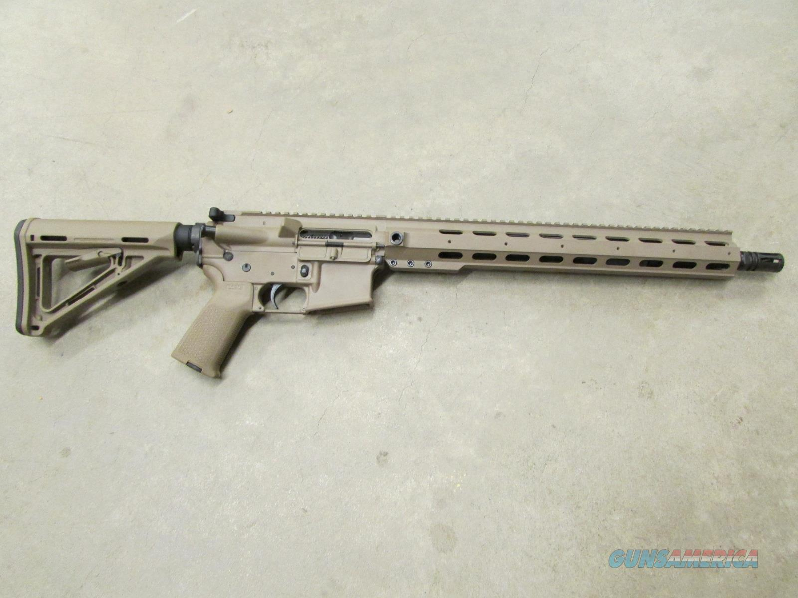 "ANDERSON COMPLETE AR-15 MAGPUL FDE CERAKOTE 5.56 NATO 16""  Guns > Rifles > AR-15 Rifles - Small Manufacturers > Complete Rifle"