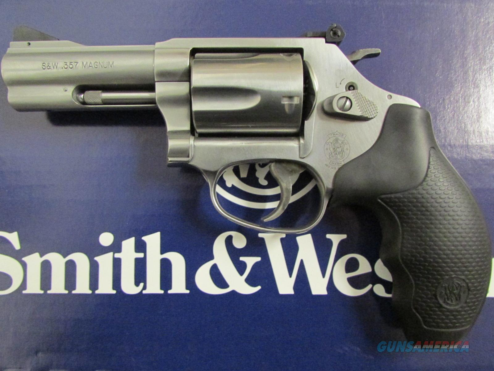 "Smith & Wesson Model 60 Stainless 3"" Barrel .357 Mag  Guns > Pistols > Smith & Wesson Revolvers > Full Frame Revolver"