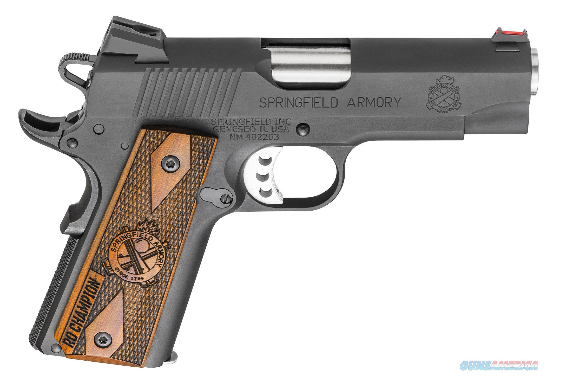 "Springfield Armory 1911 Range Officer .45 ACP 4"" PI9136L   Guns > Pistols > Springfield Armory Pistols > 1911 Type"
