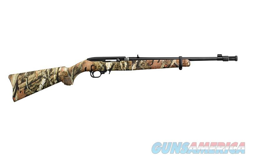 "Ruger 10/22 Takedown .22 LR Mossy Oak 16"" TB 11138   Guns > Rifles > Ruger Rifles > 10-22"