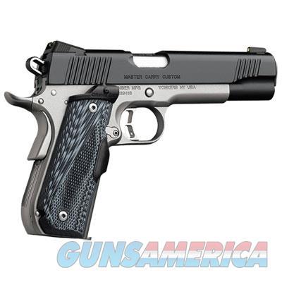 "Kimber Master Carry Custom CT .45 ACP 5"" 3000282   Guns > Pistols > Kimber of America Pistols"