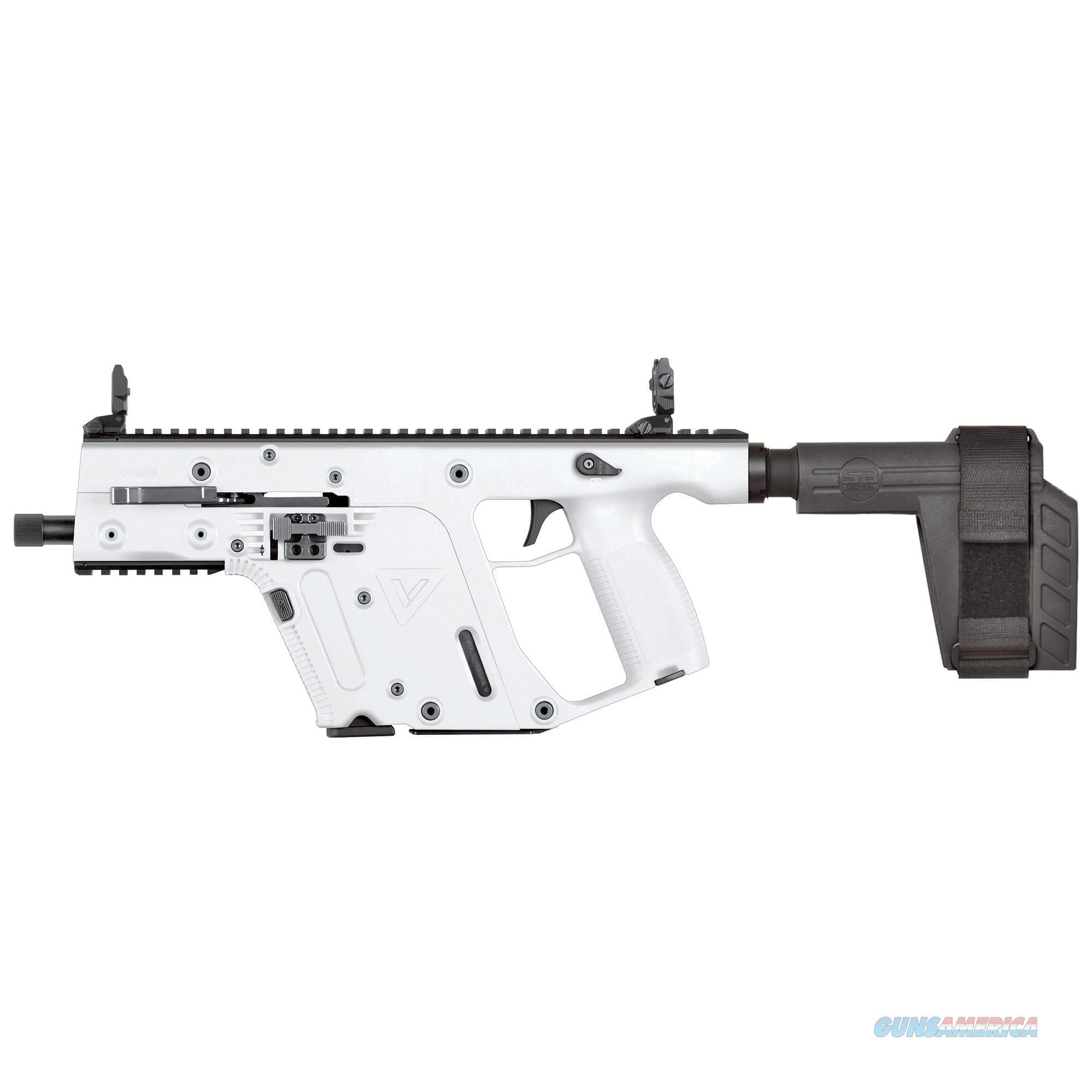"Kriss Vector 22 SDP-SB Gen II .22 LR 6.5"" 10 Rds Alpine KV22-PSBAP00  Guns > Rifles > Kriss Tactical Rifles"