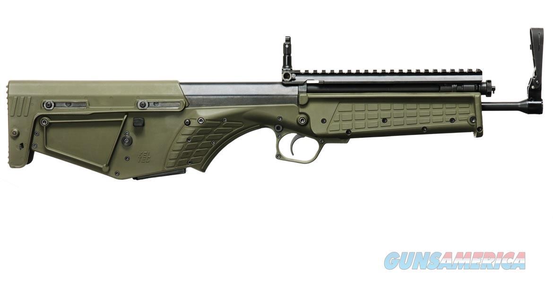 """Kel-Tec RDB-S Bullpup ODG 5.56 NATO 16.1"""" RDBSGRN  Guns > Rifles > Kel-Tec Rifles"""