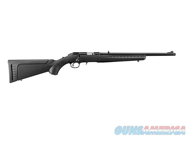 Ruger American Rimfire Compact Threaded Barrel .22 WMR  Guns > Rifles > Ruger Rifles > American Rifle