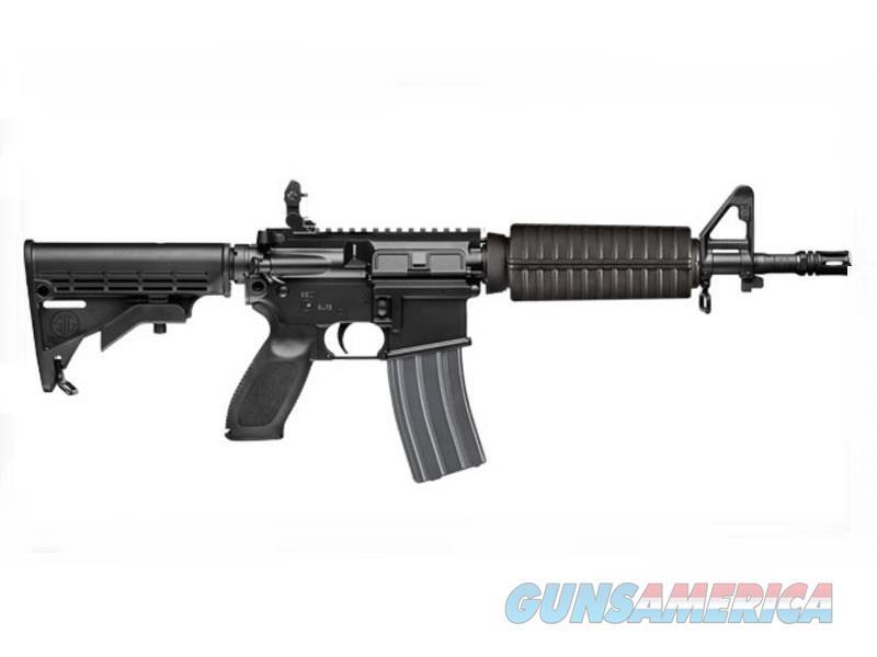 "Sig Sauer RM400 Classic SBR 5.56 NATO 11.5"" 30RD RM400-11B-C-SBR  Guns > Rifles > Class 3 Rifles > Class 3 Subguns"