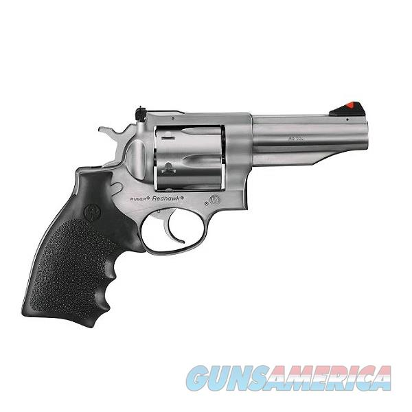 "Ruger Redhawk Stainless .44 Rem Mag 4.2"" 5026  Guns > Pistols > Ruger Double Action Revolver > Redhawk Type"