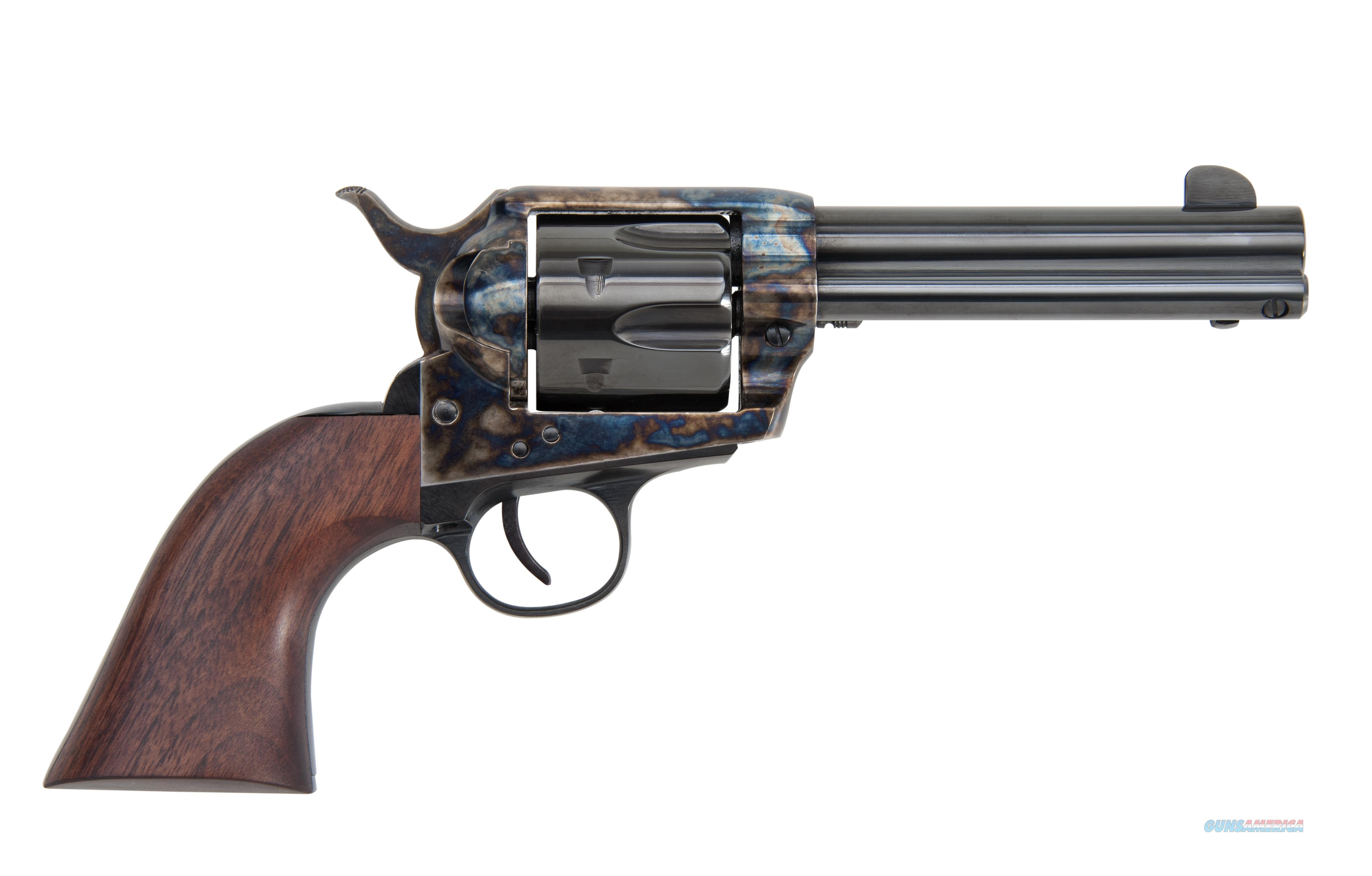 """Traditions 1873 Single Action Case-Hardened .45 LC  4.75"""" SAT73-002  Guns > Pistols > Traditions Pistols"""