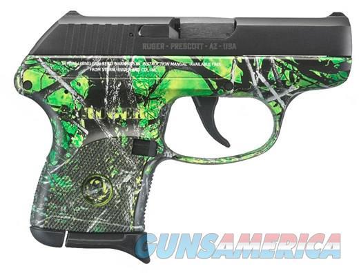 "Ruger LCP .380 ACP 2.75"" Moonshine Toxic Camo 3769   Guns > Pistols > Ruger Semi-Auto Pistols > LCP"
