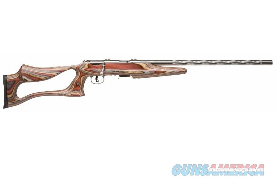 "Savage Arms Mark II BSEV .22 LR 21"" SS Wood Laminate 25740  Guns > Rifles > Savage Rifles > Rimfire"