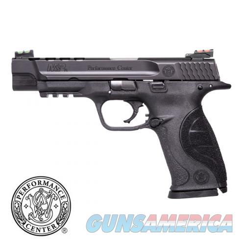 SMITH & WESSON M&P9L PERFORMANCE CENTER 9MM LUGER 10218  Guns > Pistols > Smith & Wesson Pistols - Autos > Polymer Frame