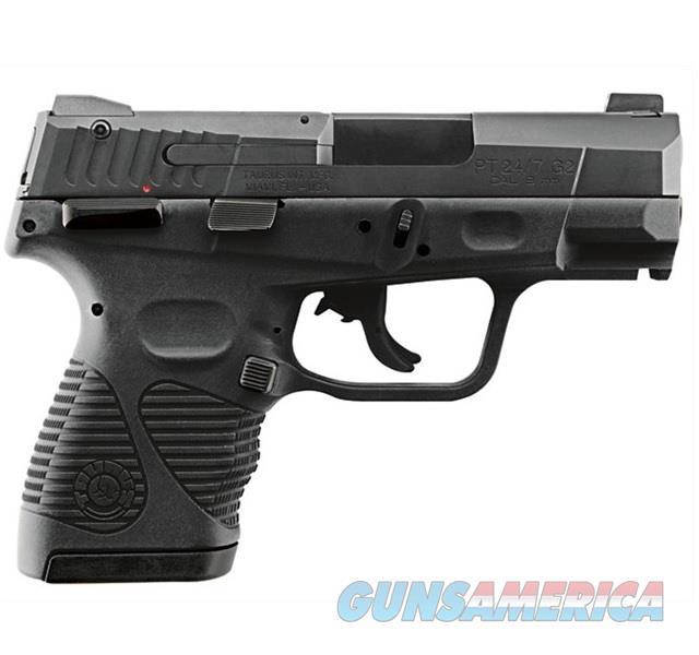 "Taurus PT24/7 9MM 17 Rds  3.5""  1-247091G2C-17  Guns > Pistols > Taurus Pistols > Semi Auto Pistols > Polymer Frame"