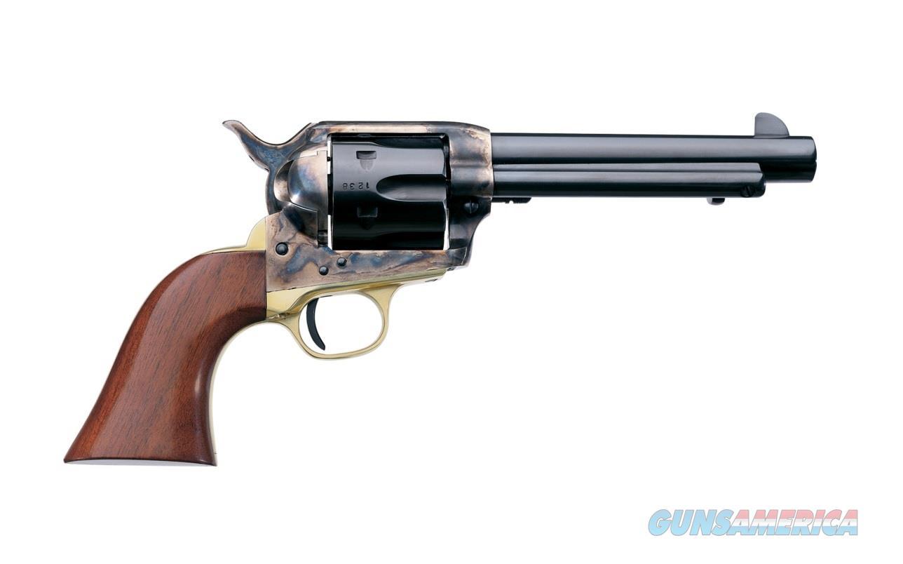 "Uberti 1873 Cattleman II Brass .45 Colt 5.5"" 6-Shot 356410   Guns > Pistols > Uberti Pistols > Ctg."
