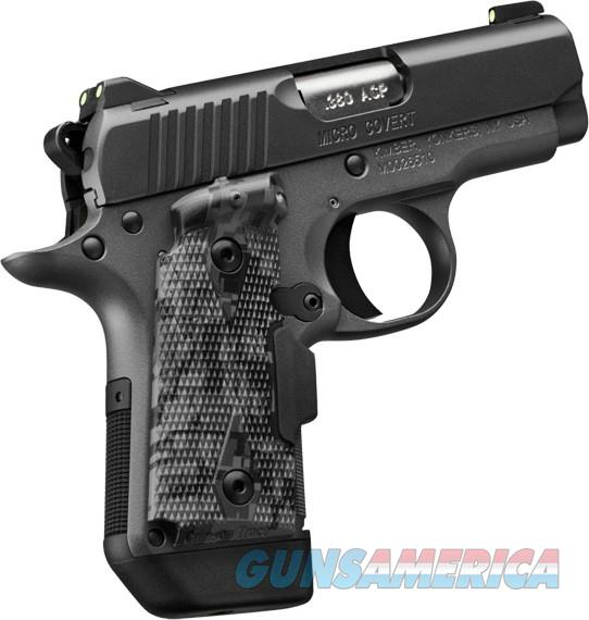 "Kimber Micro Covert .380 ACP 2.75"" CT Lasergrips 3300186   Guns > Pistols > Kimber of America Pistols > Micro"