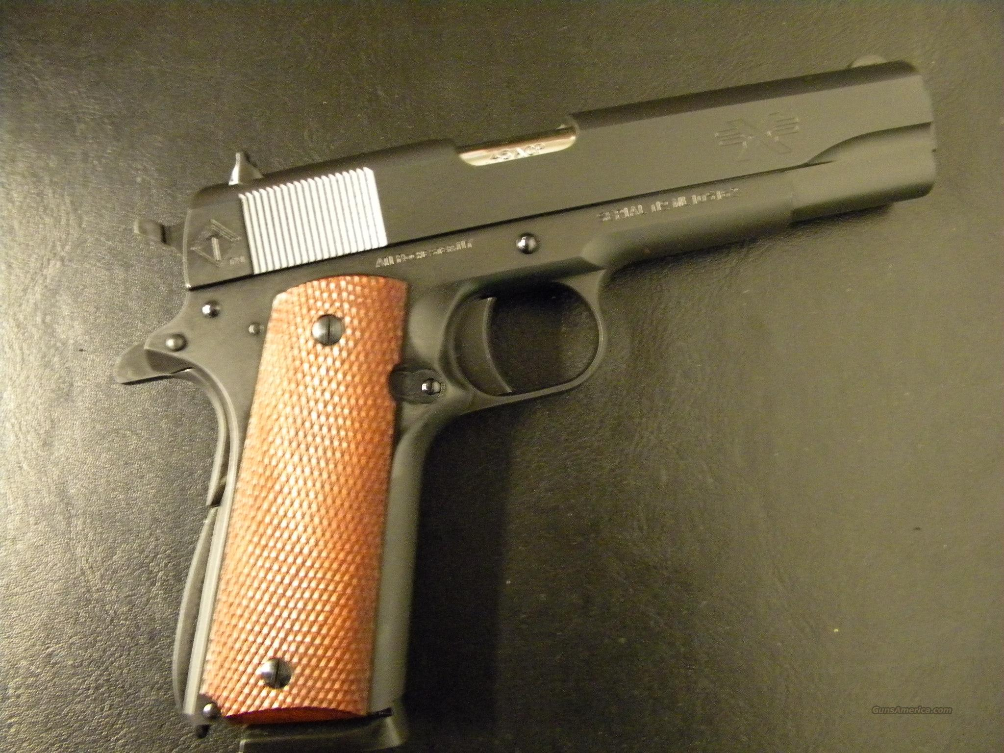 AMERICAN TACTICAL M1911 MILITARY .45ACP 1911  Guns > Pistols > American Tactical Imports Rifles